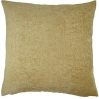 Large Orlando Gold Cushion Cover Gold