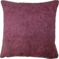 Large Orlando Plum Cushion Cover Plum Purple
