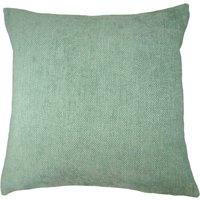 Large Orlando Seafoam Cushion Cover Seafoam (Blue)