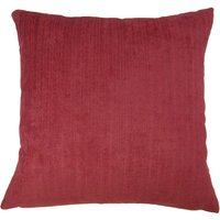 Large Topaz Burgundy Cushion Cover Burgundy