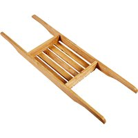 Traditional Natural Bath Rack Wood