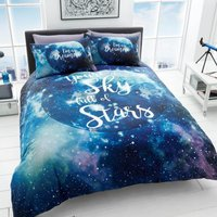Gaveno Cavailia Galaxy Duvet Cover and Pillowcase Set Blue