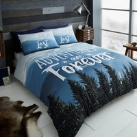 Gaveno Cavailia Adventure Duvet Cover and Pillowcase Set Blue
