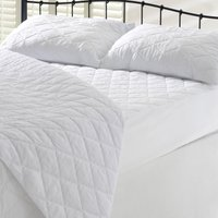 Dacron Coolmax Standard Pillowcase White