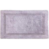 Dorma Reversible Lilac Bath Mat Lilac