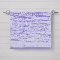 Ombre Lavender Hand Towel Lavender