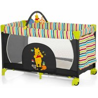 Disney Dream n Play Go Pooh Tidy Time Travel Cot Multi Coloured