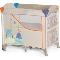 Hauck Sleep n Care Animals Travel Cot Natural