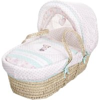 Disney Minnie Mouse Love Minnie Moses Basket Pink