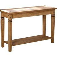 salvador console table natural