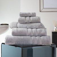Deyongs Silver Opulence Guest Towel Grey
