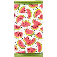 Watermelon Beach Towel Multicoloured
