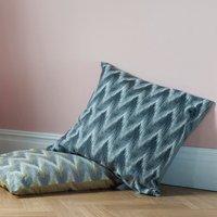 Kalsi Grey Tapestry Floor Cushion Grey