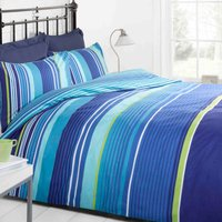 Cambridge Blue Duvet Cover Set Blue