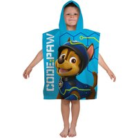 Paw Patrol Spy Poncho Multi Coloured