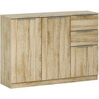 large chelsea oak sideboard natural