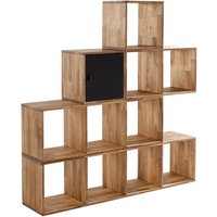 Maximo Oak Cube Set 2 Black