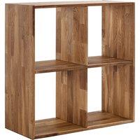 Maximo Oak 4 Cross Cube Natural