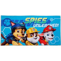 Paw Patrol Spy Towel Multi Coloured