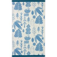 Donna Wilson Bird Tree Cream Hand Towel Cream