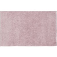 Cotton Tufted Mauve Bath Mat Mauve (Purple)
