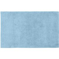 Cotton Tufted Dusk Blue Bath Mat Dusk Blue