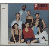 'S Club 7 Bring It All Back 1999 Uk Cd Single Sclub-3