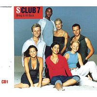 'S Club 7 Bring It All Back 1999 Uk Cd Single 561085-2