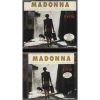 'Madonna Another Suitcase In Another Hall 1997 Uk 2-cd Single Set W0388cd/x