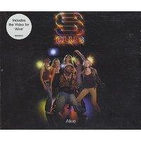 'S Club 7 Alive 2002 European Cd Single 0658912