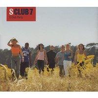 'S Club 7 S Club Party - Cd 1 1999 Uk Cd Single 561417-2