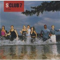 'S Club 7 S Club 1999 European Cd Album 543103-2