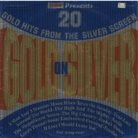 'Various-film, Radio, Theatre & Tv Gold On Silver - 20 Gold Hits From The Silver Screen 1976 Uk Vinyl Lp Ww5018