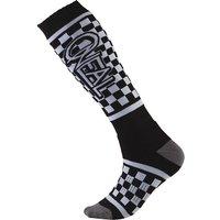 Oneal Pro MX Victory Socks Black White