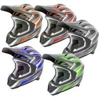 Stealth HD203 Edge Motocross Helmet