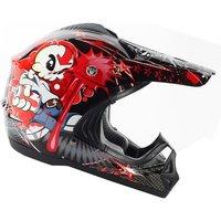 Stealth HD204 Tagg Kids Motocross Helmet