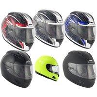Stealth HD118 Full Face Motorcycle Helmet