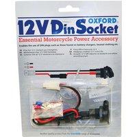 Oxford 12V Motorcycle Din Socket