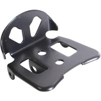 Adult Pro-Jump CZ-Series Black Heel Footplate (1pc)