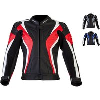 Spada Curve Leather Motorcycle Jacket