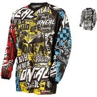Oneal Element Kids 2015 Wild Motocross Jersey