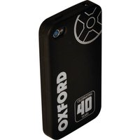 Oxford 40 Years iPhone 4 Case Black