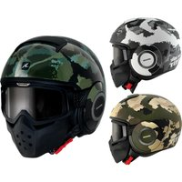 Shark Raw Kurtz Motorcycle Helmet