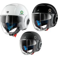 Shark Nano Strike Motorcycle Helmet