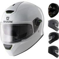 Shark SKWAL Blank Motorcycle Helmet