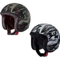 Caberg Freeride Commander Open Face Motorcycle Helmet