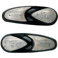 Alpinestars Magnesium Replaceable Toe Sliders