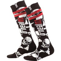 Oneal Pro MX Crossbones Motocross Socks