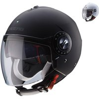 Caberg Riviera V3 Plain Demi Jet Motorcycle Helmet