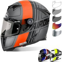 Airoh GP500 Scrape Motorcycle Helmet & Visor